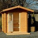 Buiten Sauna